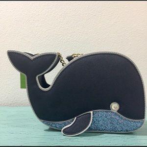 Kate Spade Whale Crossbody Bag, NWT!